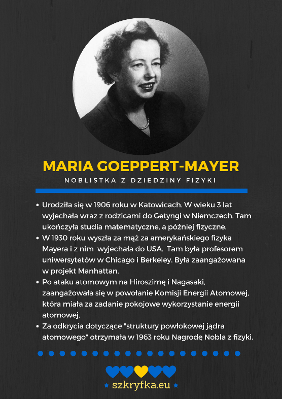 Maria Goeppert - Mayer